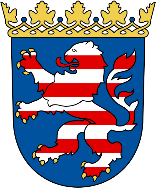 497px-Coat of arms of Hesse.svg